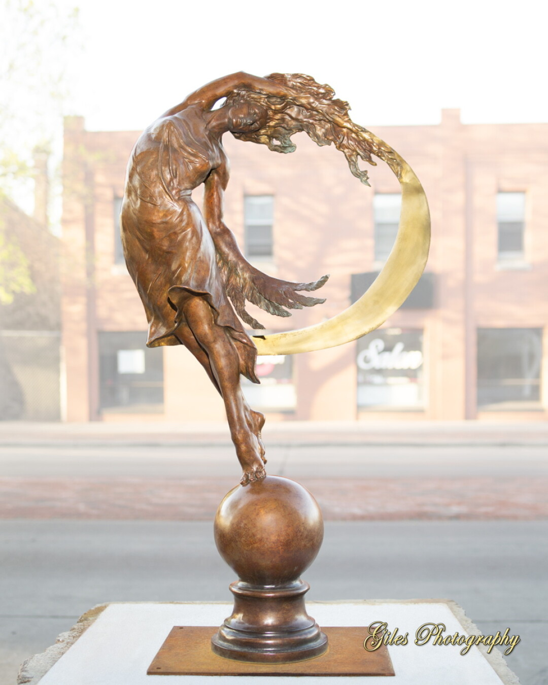 "Best of Show-Bronze: ""SunRiser"" by Bobbi Carlyle"